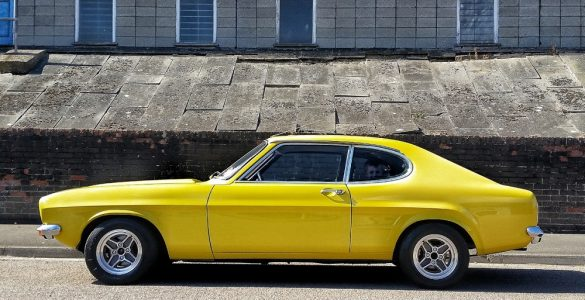 The Capri in all its glory The Tonic www.thetonic.co.uk