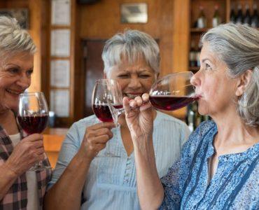 Binge drinking baby boomers on The Tonic www.thetonic.co.uk
