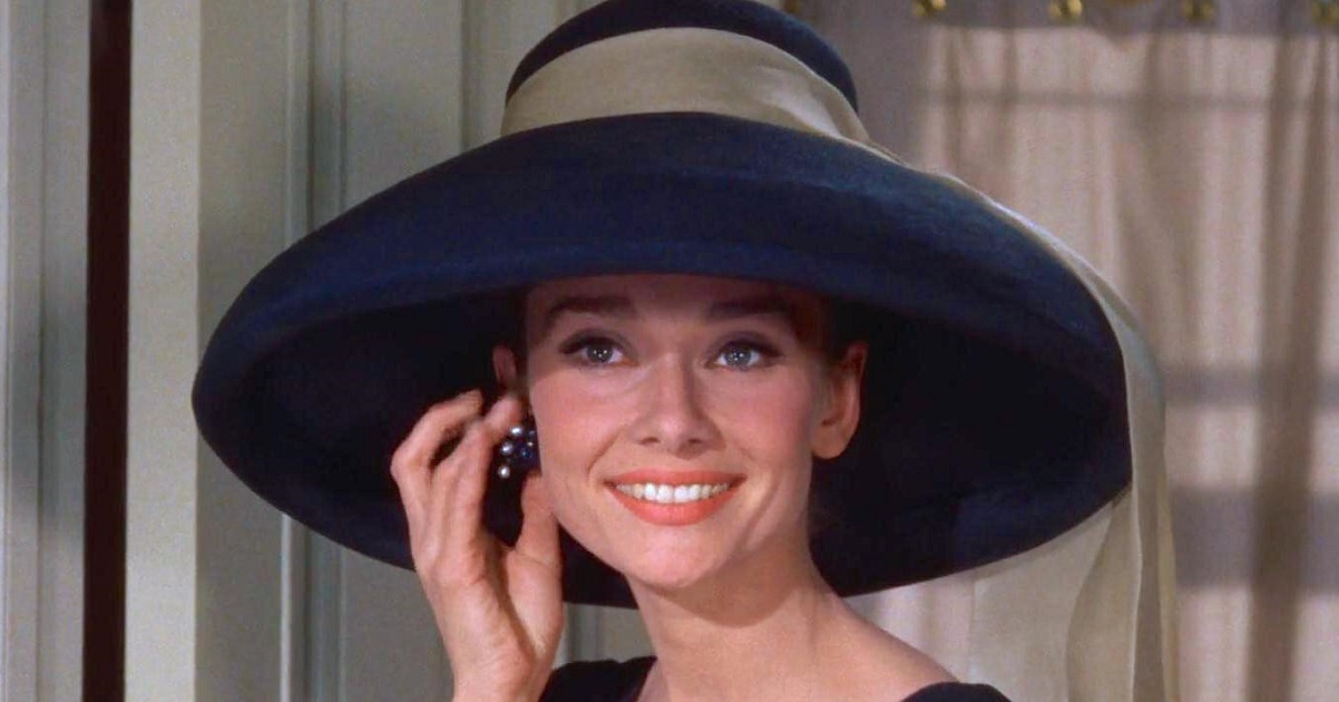 Audrey Hepburn in Breakfast at Tiffany's for The Tonic www.thetonic.co.uk